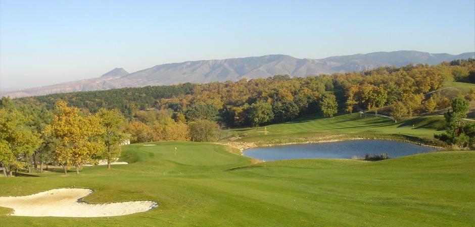Campo Golf La Rioja